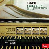 Filharmonický komorní orchestr, Petr Škvor – Bach: Koncerty pro 2 - 3 - 4 cembala a orchestr, BWV 1060-5