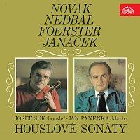 Josef Suk, Jan Panenka – Novák, Nedbal, Foerster, Janáček:Houslové sonáty