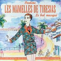 Přední strana obalu CD Poulenc: Les Mamelles de Tirésias/Le Bal Masqué