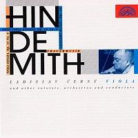 Ladislav Černý – Hindemith: Skladby pro violu