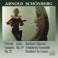 Reinbert de Leeuw, Schonberg Ensemble, Barbara Sukowa – Schonberg: Pierrot Lunaire, Op.21 - Suite, Op.29