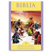Rudolf Pepucha, Vladimír Jedľovský, Anton Vaculík, Ján Króner – Biblia 10 / Bible 10