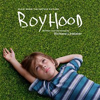 Přední strana obalu CD Boyhood: Music from the Motion Picture