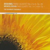 The Schubert Ensemble – Brahms: Piano Quartet No.2 / Mendelssohn: Piano Quartet No.1