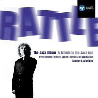 Sir Simon Rattle, London Sinfonietta, John Harle, Jeremy Taylor, Michael Collins, Harvey, the Wallbangers, Peter Donohoe – The Jazz Album
