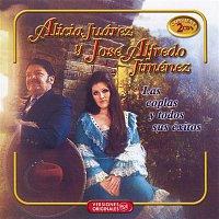 José Alfredo Jiménez, Alicia Juárez – Alicia Y Jose Alfredo -  Las Coplas Y Todos Sus Exitos