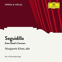Margarete Klose, Orchestra – Bizet: Seguidilla