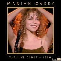 Přední strana obalu CD The Live Debut - 1990