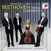 Giovanni Antonini – Beethoven: Triple Concerto – CD