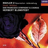 Ruth Ziesak, Charlotte Hellekant, San Francisco Symphony Chorus, Herbert Blomstedt – Mahler: Symphony No.2
