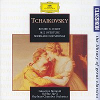"Tchaikovsky: Romeo and Julia - Fantasy Overture; Serenade for String Orchestra Op.48; Overture ""1812"""