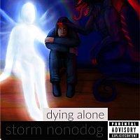 Přední strana obalu CD Dying Alone