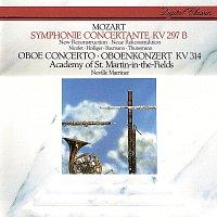 Heinz Holliger, Aurele Nicolet, Hermann Baumann, Klaus Thunemann – Mozart: Sinfonia Concertante; Oboe Concerto