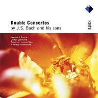 Nikolaus Harnoncourt & Concentus musicus Wien, Gustav Leonhardt & Leonhardt Consort – Bach Family : Double Concertos  -  Apex