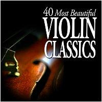 Various Artists.. – 40 Most Beautiful Violin Classics