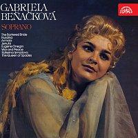 Gabriela Beňačková, Česká filharmonie – Gabriela Beňačková Soprán