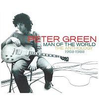 Přední strana obalu CD Man of the World: The Anthology 1968-1988