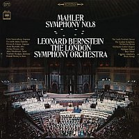 "Přední strana obalu CD Mahler: Symphony No. 8 in E-Flat Major ""Symphony of a Thousand"""