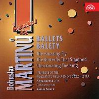 Filharmonie Brno/Václav Nosek – Martinů: Balety