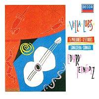Eduardo Fernández – Villa-Lobos: 5 Preludes; 12 Estudos / Ginastera: Guitar Sonata