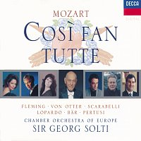 Renée Fleming, Anne Sofie von Otter, Frank Lopardo, Olaf Bar, Michele Pertusi – Mozart: Cosi fan tutte [3 CDs]