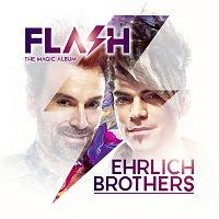 Přední strana obalu CD FLASH - THE MAGIC ALBUM