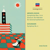 Antal Dorati – Mendelssohn, Schumann: Symphonies