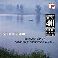 Various  Artists – Schoenberg: Serenade, Op. 24 & Chamber Symphony No. 1, Op. 9