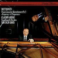 """Claudio Arrau, Staatskapelle Dresden, Sir Colin Davis – Beethoven: Piano Concerto No. 5 """"Emperor"""""""