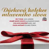 Přední strana obalu CD Dárková kolekce mluveného slova