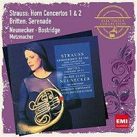 Ian Bostridge, Marie-Luise Neunecker, Bamberger Symphoniker, Ingo MetzmacHer – R.Strauss/Britten: Hornkonzerte Nr.1 & 2/Serenade