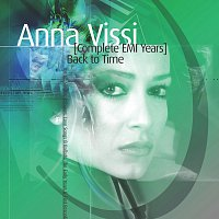 Přední strana obalu CD Anna Vissi - Back To Time (The Complete EMI Years Collection)