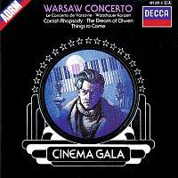Různí interpreti – Warsaw Concerto - Cinema Gala