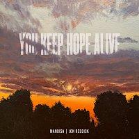 Mandisa, Jon Reddick – You Keep Hope Alive