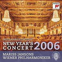 Mariss Jansons, Wiener Philharmoniker, Johann Strauss, Jr. – Neujahrskonzert / New Year's Concert 2006