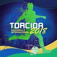 Přední strana obalu CD Torcida 2018 - Nacional e Internacional