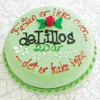 deLillos – Festen er ikke over, det er kake igjen (1985-2005)