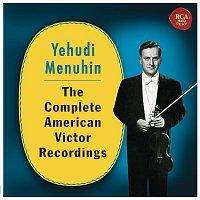 Pierre Monteux, Yehudi Menuhin, Max Bruch – Yehudi Menuhin - The Complete American Victor Recordings
