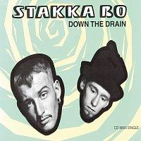 Přední strana obalu CD Down The Drain