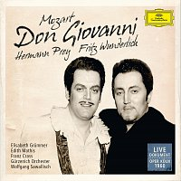 Hermann Prey, Franz Crass, Elisabeth Grummer, Fritz Wunderlich, Georg Stern – Don Giovanni