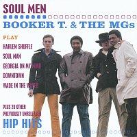 Přední strana obalu CD Soul Men