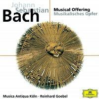 Musica Antiqua Koln, Reinhard Goebel – Bach, J.S.: Musical Offering; Harpsichord Sonata No.2 etc.