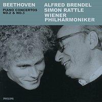 Alfred Brendel, Wiener Philharmoniker, Simon Rattle – Beethoven: Piano Concertos Nos.2 & 3