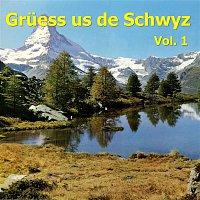 Akkordeon-Duo Lydia Sprecher, Bobby Zaugg – Gruess us de Schwyz, Vol. 1