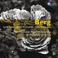 Various Artists.. – Berg: 7 Early Songs; Piano Sonata; Opera Extracts etc