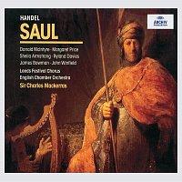 Přední strana obalu CD Handel: Saul [3 CDs]