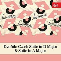 Česká filharmonie/Klíma, Šejna – Dvořák: Česká suita D dur, Suita A dur