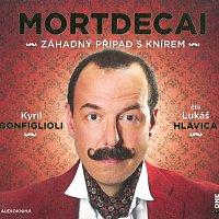 Lukáš Hlavica – Mortdecai - Záhadný případ s knírem (MP3-CD)