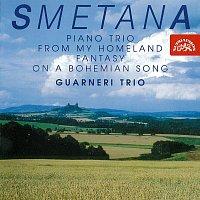 Guarneri trio Prague – Smetana : Klavírní trio g moll, Fantasie na českou národní píseň , Z domoviny