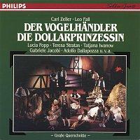 Symphonieorchester Graunke, Franz Bauer-Theussl, Bert Grund – Zeller: Der Vogelhandler (QS) - Fall: Die Dollarprinzessin (QS)